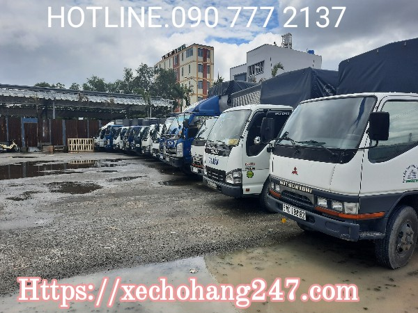 Xe chở thuê giá rẻ tại TPHCM
