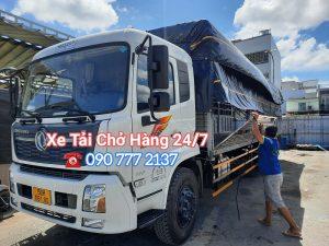 Cho thuê xe tải chở hàng 10 tấn